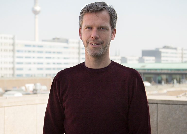 DDB: Stephen Kimpel verstärkt VOLTAGE Berlin als Business Director für den Kunden Volkswagen