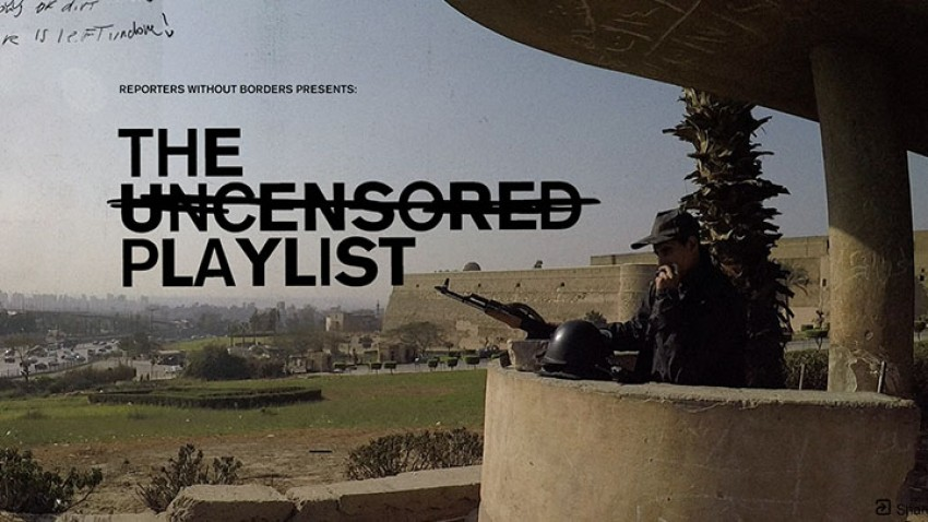 Reporter ohne Grenzen  The Uncensored Playlist